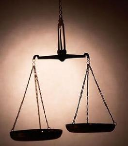 THE SCALE OF JUSTICE MUST REMAIN BALANCED